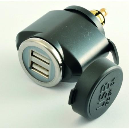 DIN / 2 USB adapter