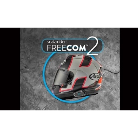 Scala Rider FREECOM 2 Single