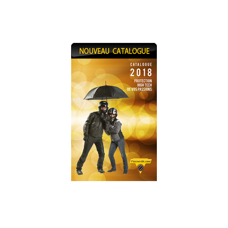 Catalogue TECNOGLOBE 2018