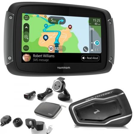 TomTom RIDER 550 Premium Pack PRO