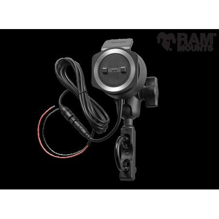 Kit moto Tomtom Rider 40 - 400 - 410 - 450 - 550