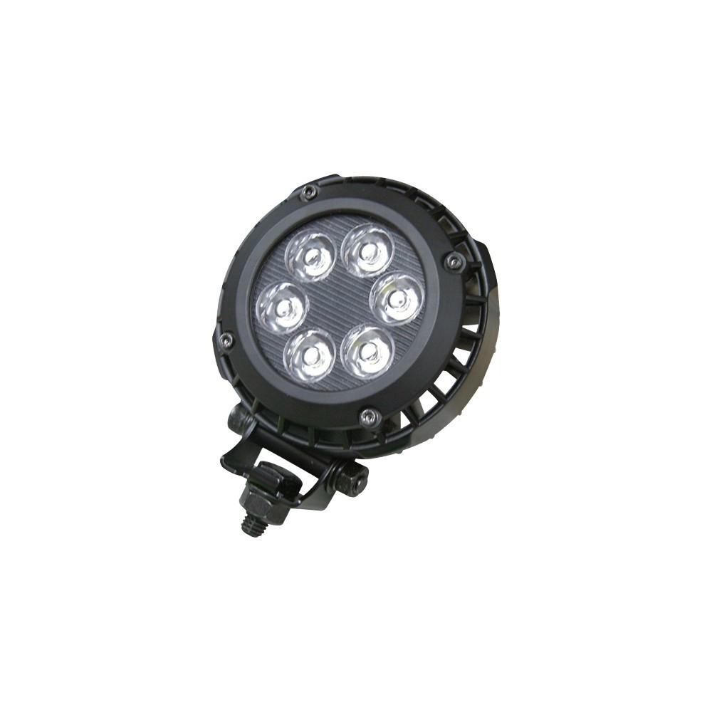 Extra Verlichting LED 1980 lumens voor motor