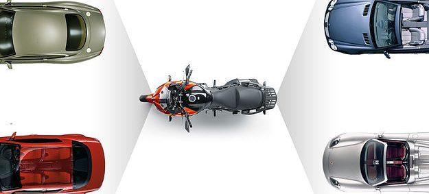 Dashcam moto 155 degrés